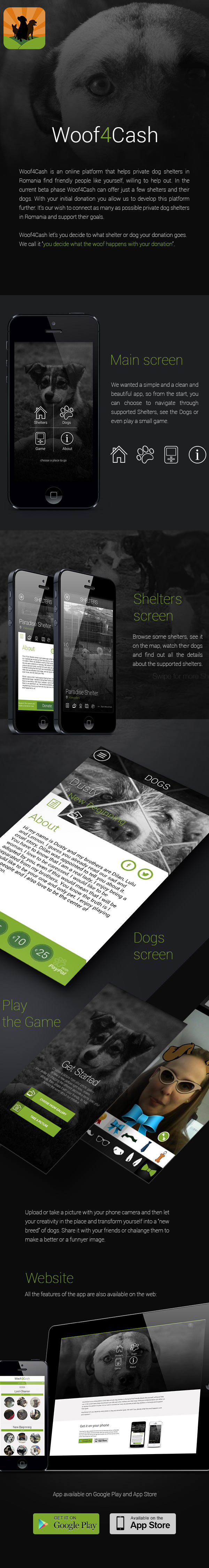 ios android Website app design mobile application