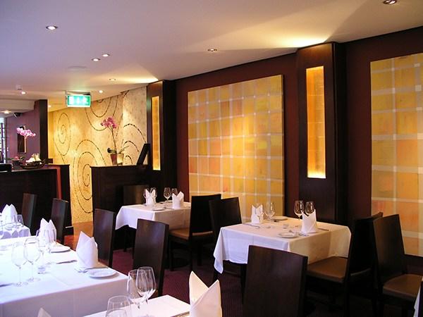Indian Summer Restaurant Interior Design On Behance
