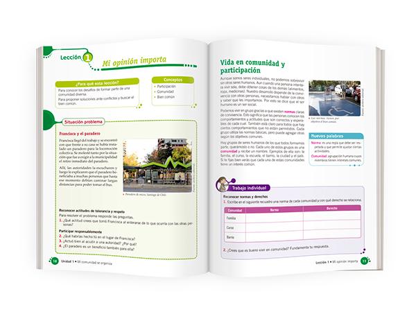 diseño editorial grafico texto libro