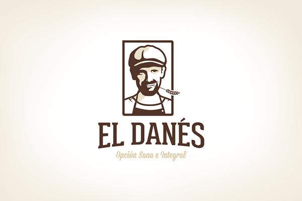 identity  brand bakery logo