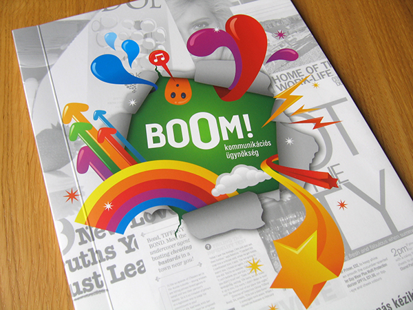 book  agency  communication  advertising