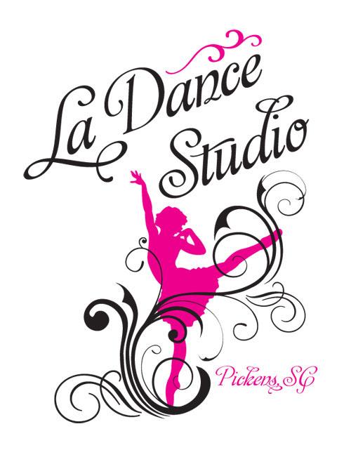 Dance Studio T-shirt Designs T-shirts For la Dance Studio
