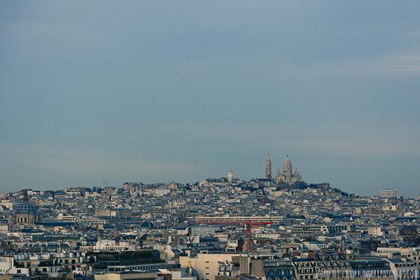 parigi-ville lumiere-montmatre