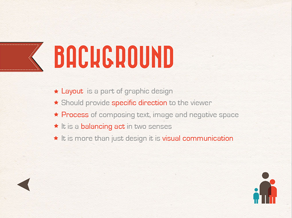 creative layouts thesis presentation on behance topic proposal presentation