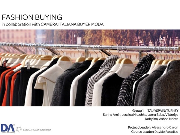 Fashion Buying : New Concept Store in Milano on Behance
