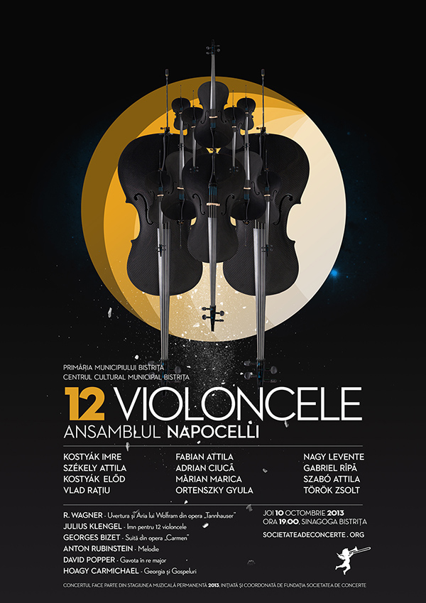 Posters For Classical Music Concerts Part II On Behance