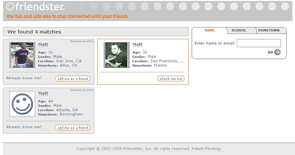 Sign up www friendster com Friendster Review