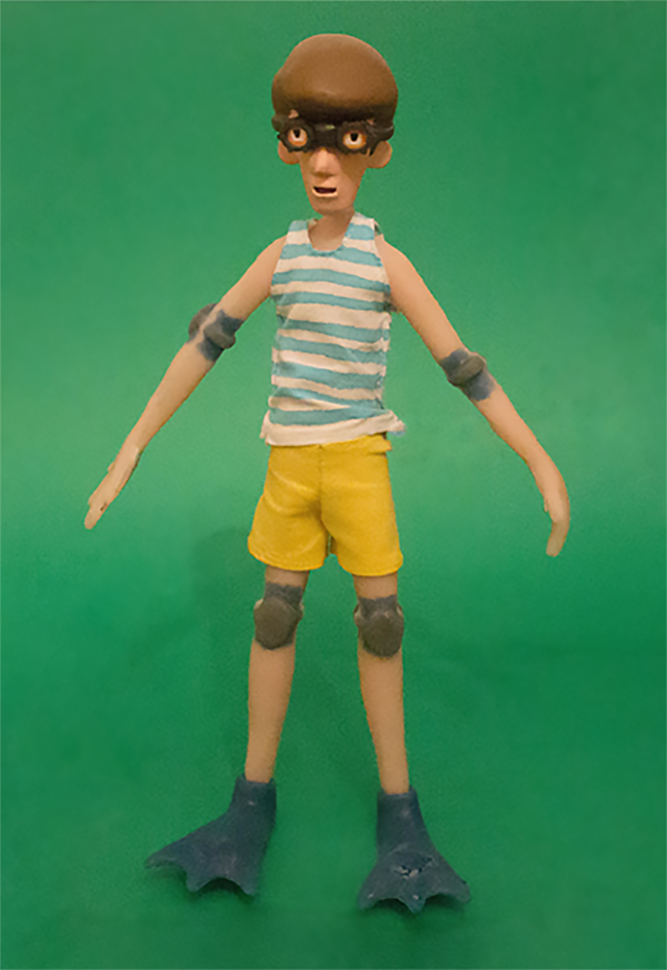 stopmotion puppet fabrication on scad portfolios