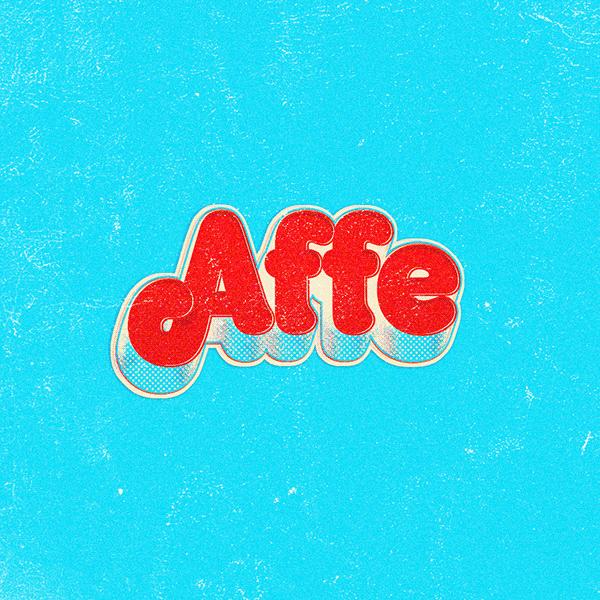 Aff lettering