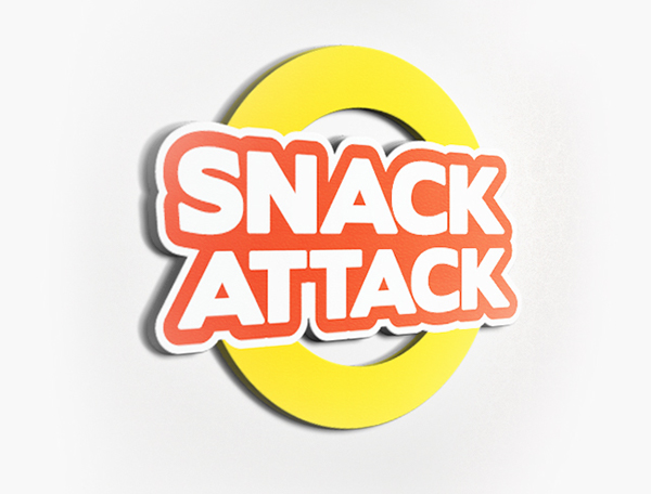 Snack Attack - When Hunger Strikes! on Behance