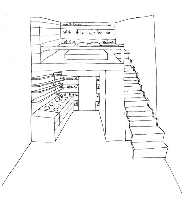 Micro Apartments On RISD Portfolios