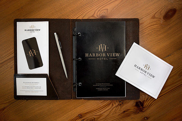 harbor view hotel on behance