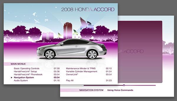 future futuristic Cars elegance modern Honda Honda Accord
