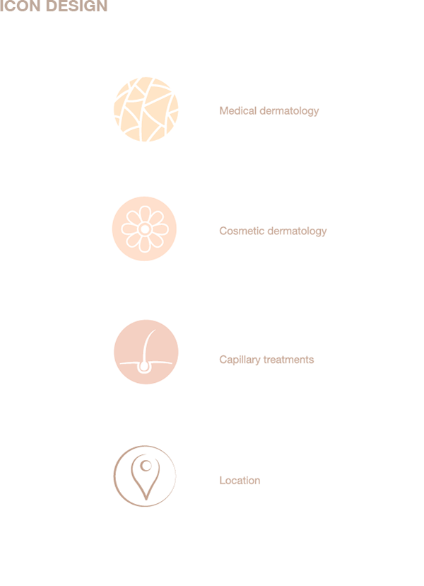 dermatologist Fernando Martín Identity Design Business Cards corporative web stationary corporative dermatologo Tarjetas de visita