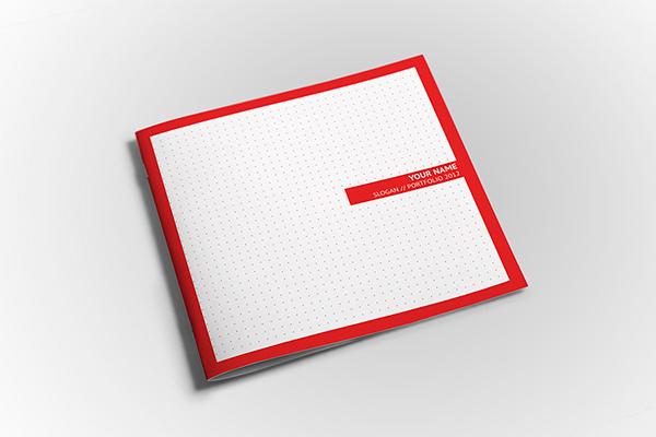Indesign Template - Business - Portfolio Brochure on Behance