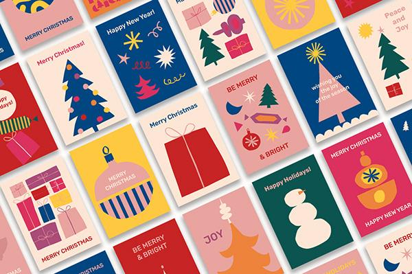 Happy Holidays graphics