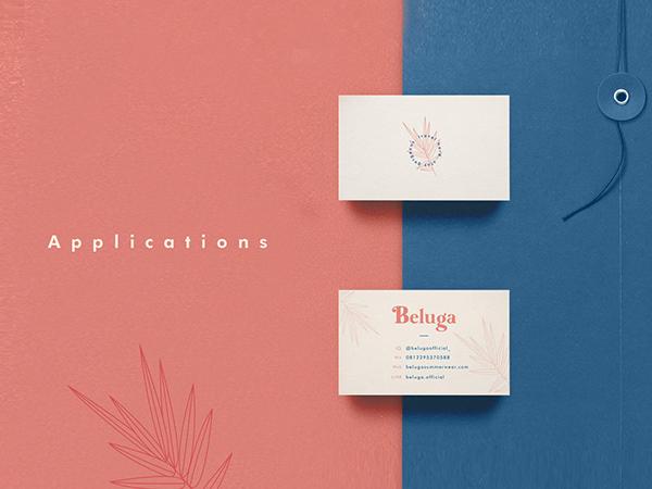 Beluga   Women's Clothing  Brand and Identity