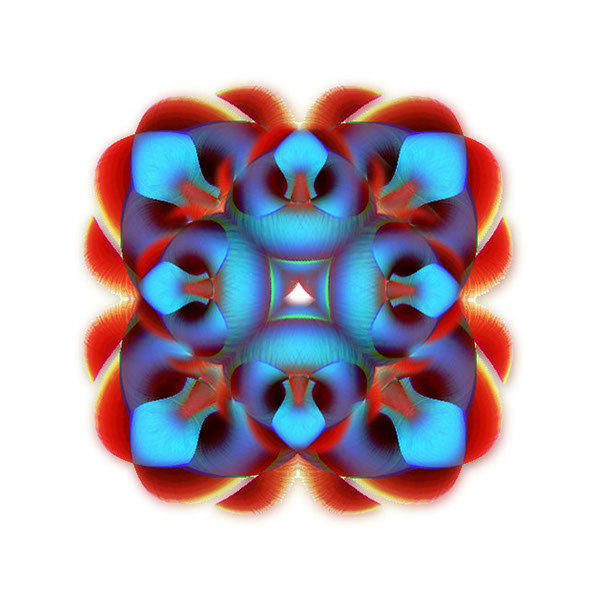 abstract  livvya  livvy  adjei  knots 3D layers livvya livvy adjei knots