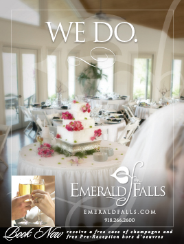 Joel Kelley Wedding Venue Ad
