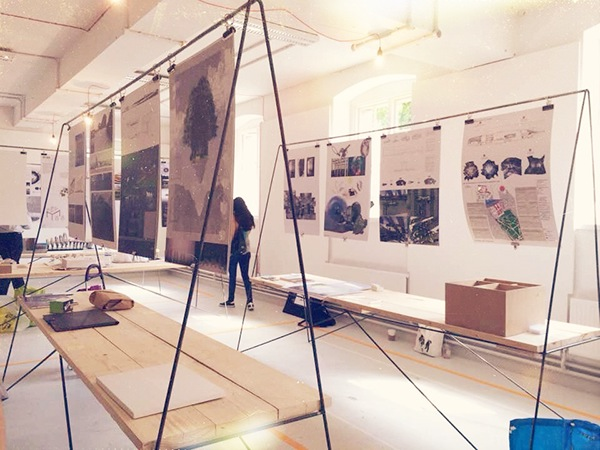BA Interior And Spatial Design Degree Show On Behance