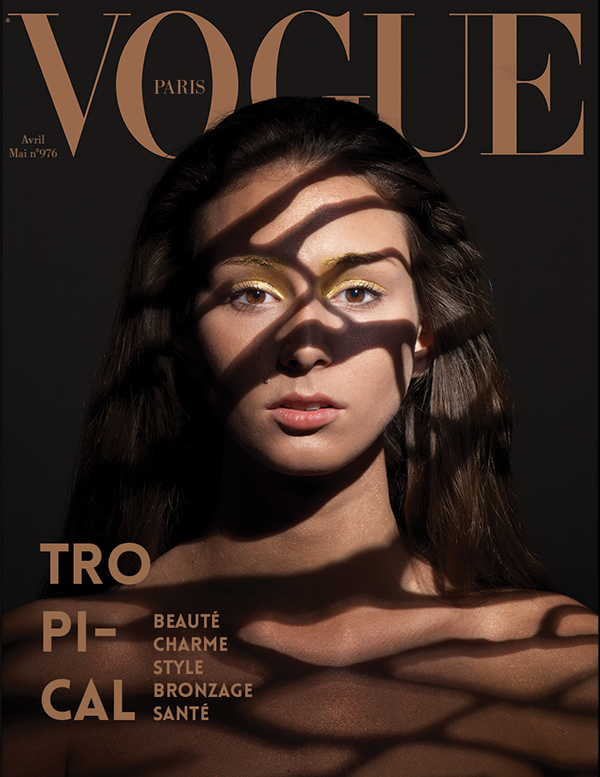 Vogue Magazine On Behance