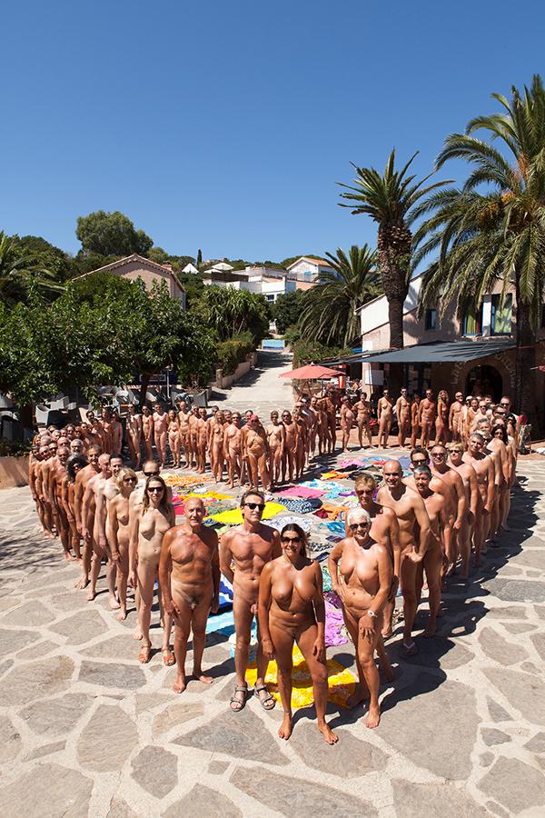 French nudist beach cap d039agde dark brown plays - 3 part 1