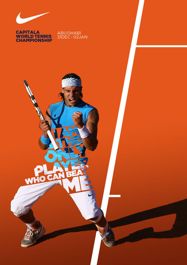Nike Tennis New Posters On Behance