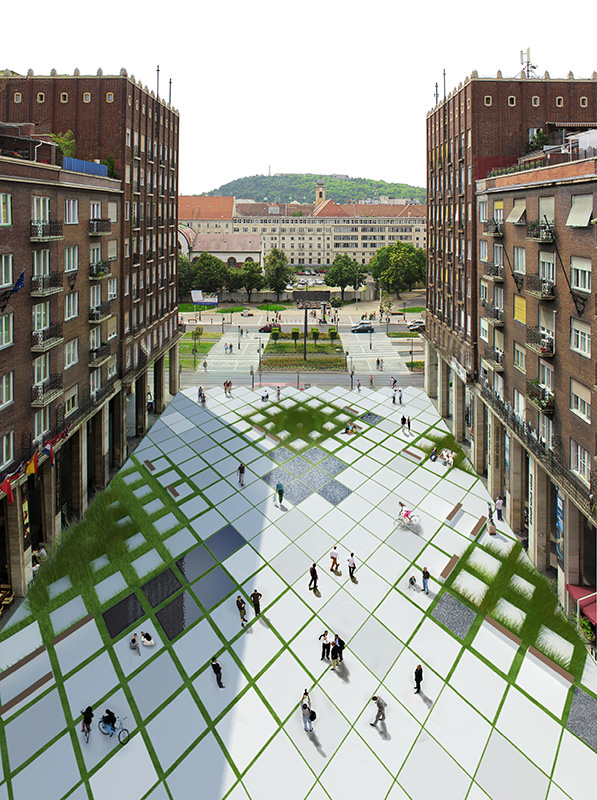 Mad ch square student competition on behance for 9 square architecture