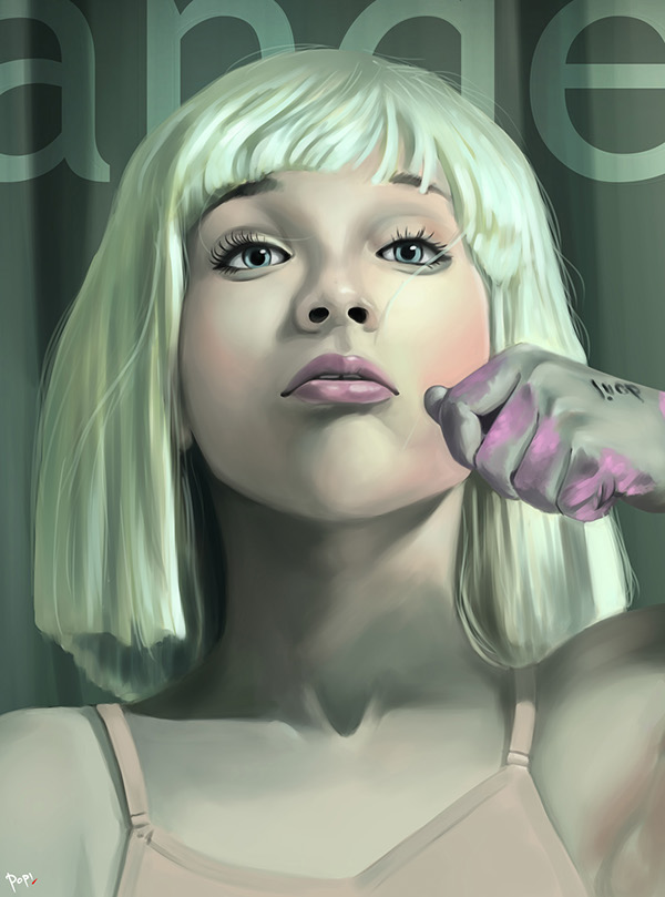 Maddie ziegler on behance aloadofball Image collections