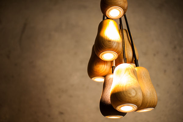 Babula – pendant lamp S on Behance