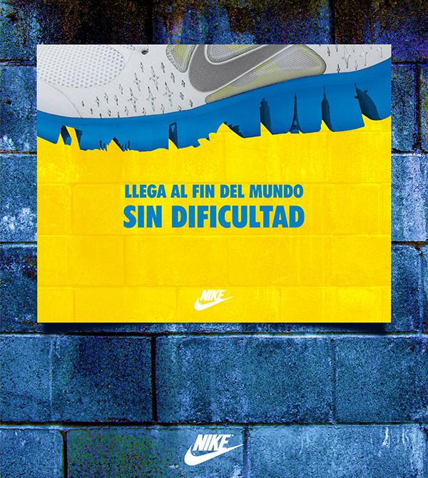 Nike   Universidad