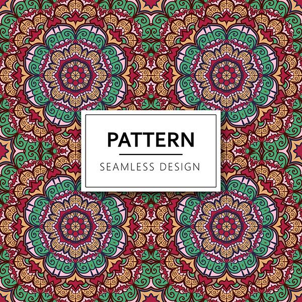 Creative Geometric Seamless Pattern Designs- SSS