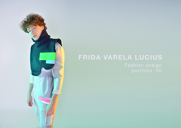 Fashion Design Portfolio 20 Frida Varela Lucius On Student Show