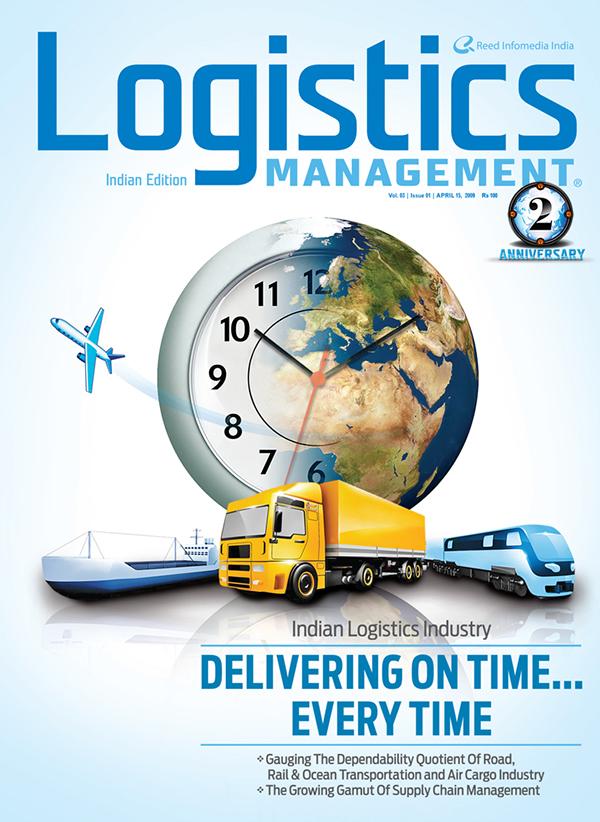 Art Direction for Logistics Management Magazine (2009) on ...