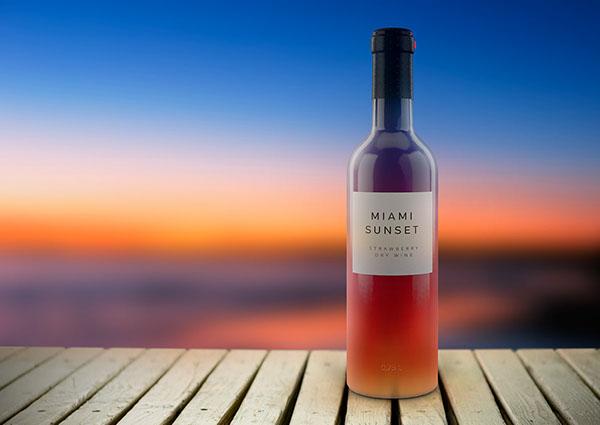 miami wine dry strawberry Plum apple party Fruit beach Sun sea