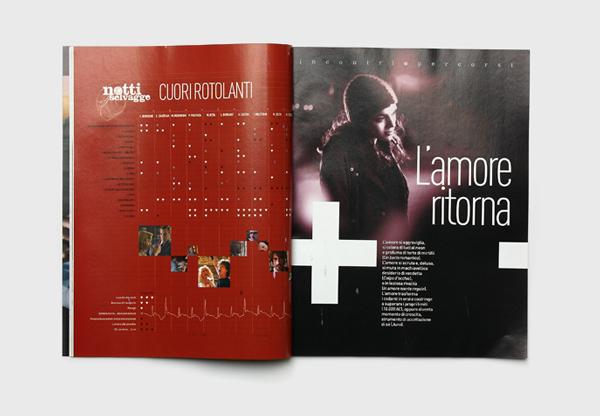 Duellanti magazine on Behance