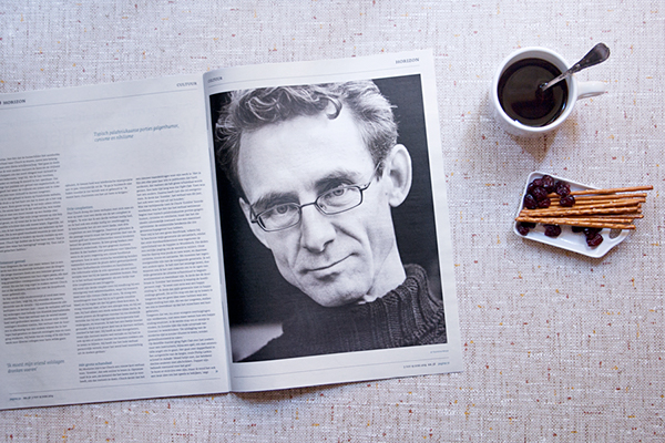 editorial photography printed newspaper portrait Artistic Photography