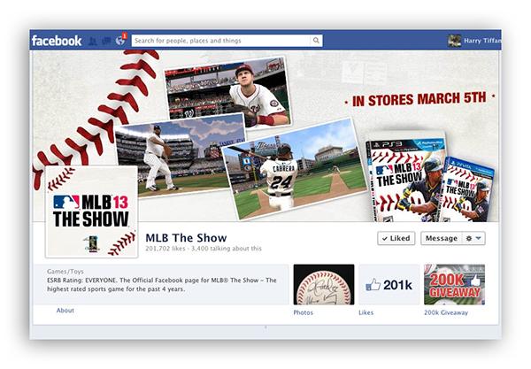 mlb MLBTHESHOW mlb the show baseball design photoshop