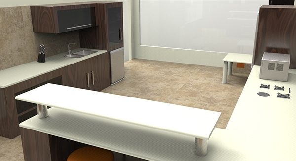Kitchen Design Freelance Project For Private Home On Behance Stunning Freelance Kitchen Designer