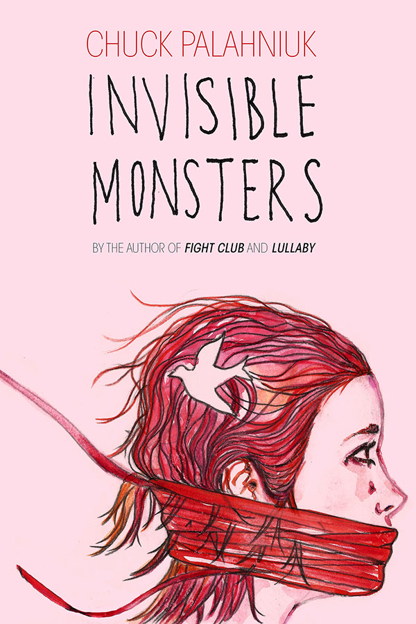 Invisible Monsters Graphic Novel