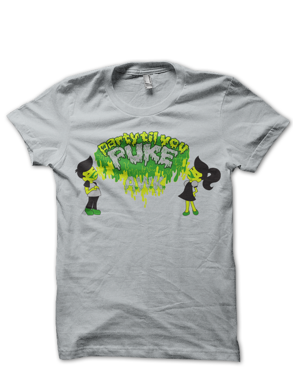 apparel,t-shirts,shirts,tee,nblauw,nb,andrew w. k.,Warped Tour,gigs,tees,cartoon,bands,punk,hownice,screen printed,impact