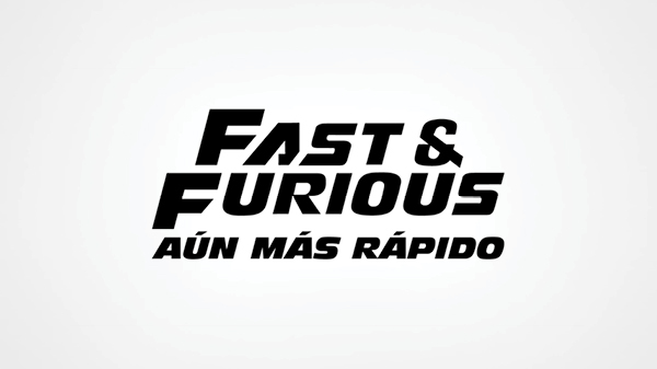 fast furious logo adaptations. Black Bedroom Furniture Sets. Home Design Ideas