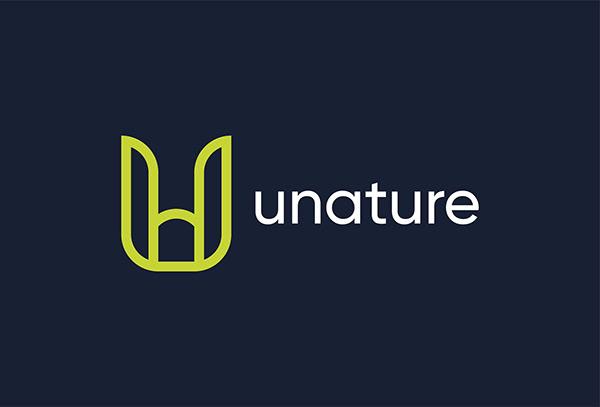 Natural U Letter Logo | Natural Logo