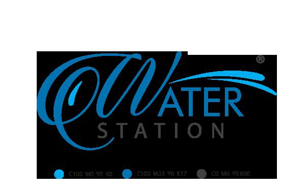 Water Station Logo Design on Behance