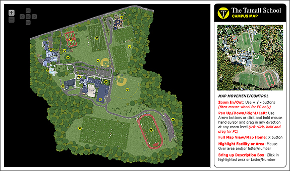 Rccc North Campus Map.Tatnall Campus Map Flash On Behance