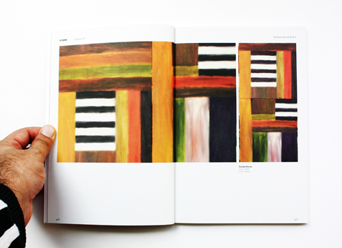 Rishi Sodha 2Creatives vision magazine print editorial graphic