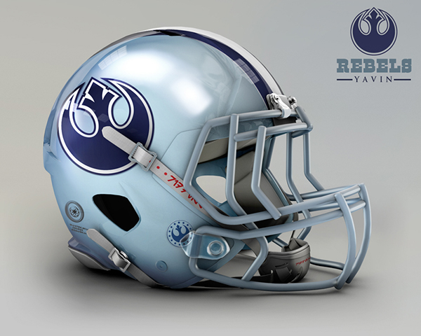 These 39 star wars 39 helmets ensure the force is with you on - Dallas cowboys concept helmet ...
