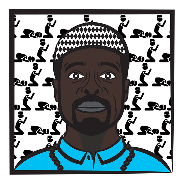 illustrations vector favorite characters Adebisi   careem said Tobias Beecher Ryan O Reily schillinger tv series tv tv show Show TV characters OZ Movie characters