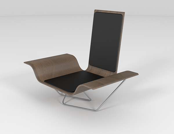 Charmant The Zen Chair, Just Letting The Ideas Flow.