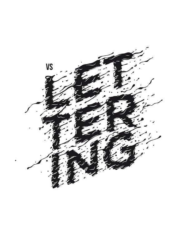 express yourself Exhibition  La Trasteria letterpress lettering Noem9 Studio UVI Gloss Printing process